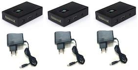 Thinvent Micro 4 1 GB RAM 8 GB Thin Client Quad Core Flash  (Pack of 3)