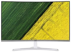 Acer Ed322q 81.28 cm (32 inch) Full hd Led Monitor