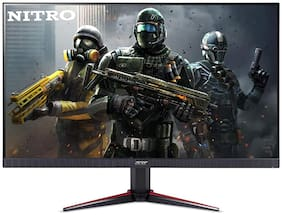 Acer VG241YX 60.45 cm (23.8 inch) Full HD IPS LED Monitor HDMI , Display Port Gaming to 240Hz Refresh Rate