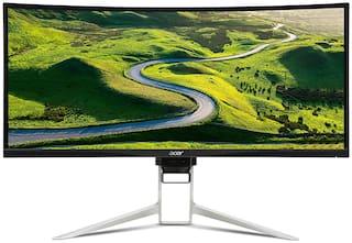 Acer XR342CK 86.36 cm (34 inch) QHD LED Monitor HDMI & Display