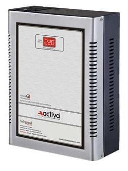 Activa ACTL 411 Voltage Stablizer For AC (Silver)