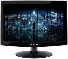 Adcom AD-1602 39.12 cm (15.4 inch) HD Ready LED Monitor