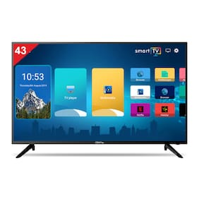 Aisen Smart 109.22 cm (43 inch) HD Ready LED TV - A43FDS962