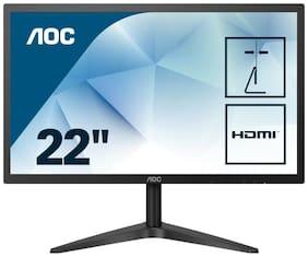 AOC 22b1h 54.61 cm (21.5 inch) Full hd Led backlit lcd Monitor