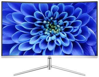 AOC C24V1H/WS 59.94 cm (23.6 inch) Full HD Curve LED Monitor VGA, HDMI Port