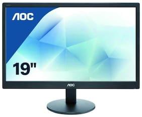 AOC E970SWNL 46.99 cm (18.5 inch) Backlit LCD Monitor