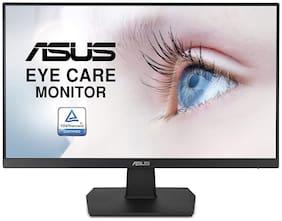 Asus VA24EHE 60.5 cm (23.8 inch) Full HD LED Monitor HDMI & D-Sub Standard