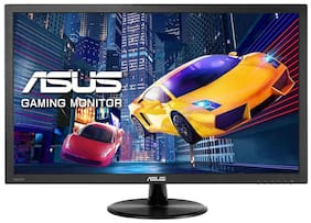 ASUS VP228H 21.5 Inch German Authority TUV Eye Care Gaming LCD Monitor 1ms Response Time Panel, HDMI & DVI Connectivity