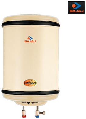 Bajaj SHAKTI PLUS 15 L Electric Geyser ( White )
