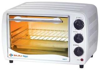 Bajaj 16 ltr Otg Microwave Oven - MAJESTY 1603 T , White