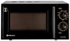Bajaj 20 L Grill Microwave Oven ( Mtbx 2016 , Black )