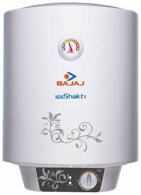 Bajaj NEW SHAKTI GLASSLINED 25 ltr Electric Geyser ( White )