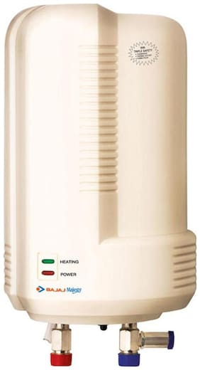 Bajaj MAJESTY 3 L Electric Geyser ( Ivory )