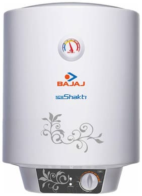 Bajaj NEW SHAKTI GLASSLINED 10 L Electric Storage Geyser