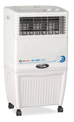 Bajaj Glacier TC 2007 37 L Tower Air Cooler (White)