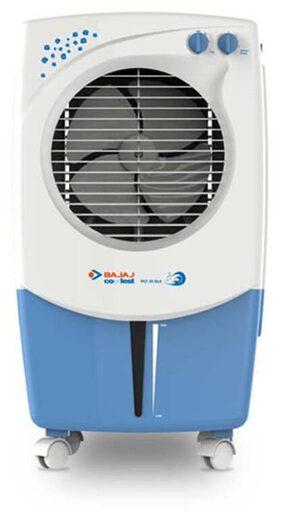 Bajaj Icon PCF 25 DLX 24 L Personal Air Cooler (White & Blue)