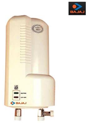 Bajaj Majesty 1-Litre 3000-Watt Instant Water Heater (Ivory) 150482