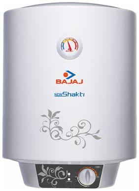 Bajaj NEW SHAKTI GLASSLINED 10 ltr Electric Geyser ( White )