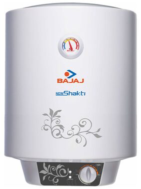 Bajaj New Shakti Glasslined Water Heater 10 Lit.