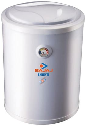 Bajaj SHAKTI GLASSLINED 10 ltr Electric Geyser ( White )