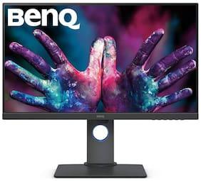 BenQ PD2700U  69 cm (27 inch) 4K Ultra HD LED Flat Monitor (Grey)