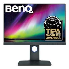 BenQ SW240 61.21 cm (24.1 inch) WUXGA LED Monitor HDMI & Display Port
