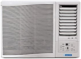 Blue Star 0.75 Ton 3 Star Window AC (3WAE081YDF, White) with Copper Condenser