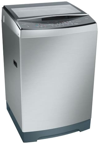 Bosch 12 Kg Fully automatic top load Washing machine - WOA126X0IN , Silver