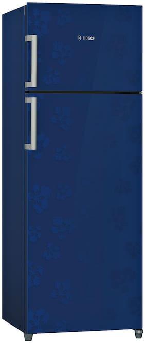 Bosch 288 L 3 star Direct cool Refrigerator - KDN30VU30I , Blue