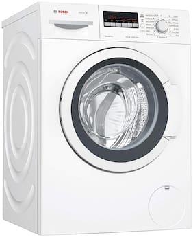 Bosch 6.5 Kg Fully automatic front load Washing machine - WAK20265IN , White