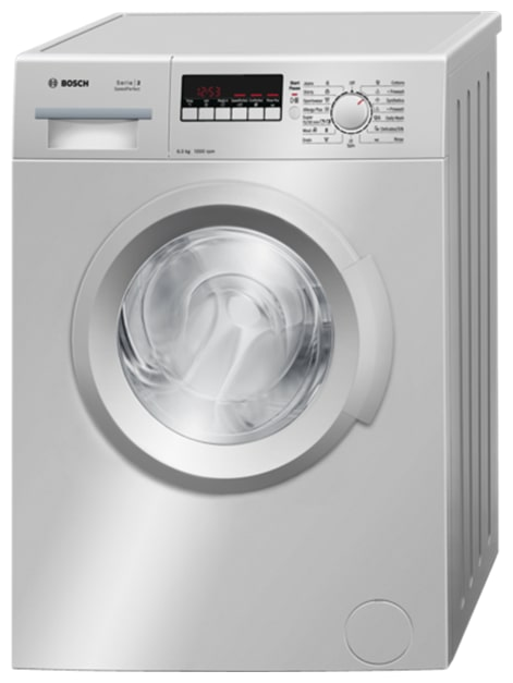 BOSCH WAB20267IN 6KG Fully Automatic Front Load Washing Machine