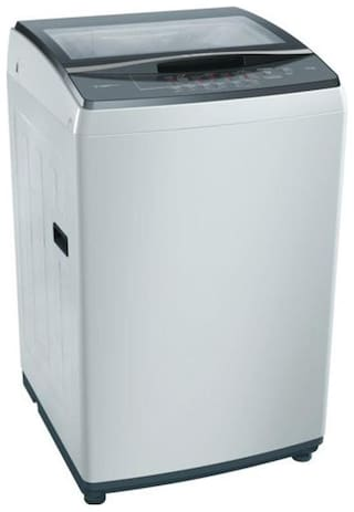 Bosch 7.5 Kg Fully automatic top load Washing machine - WOE754Y0IN , Silver