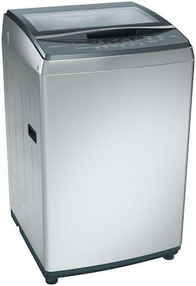 Bosch 7 Kg Fully automatic top load Washing machine - WOA702S0IN , Silver