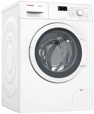 Bosch 7 kg Fully Automatic Front Load Washing Machine (WAK20062IN, White)