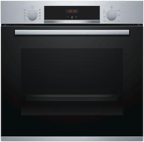 Bosch 71 L Built-in Microwave Oven - SERIE 4 HBA534BS0 , Black