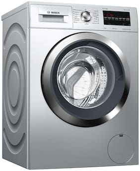 Bosch 8 Kg Fully automatic front load Washer only - WAT2846SIN , Silver