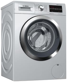 Bosch 8 Kg Fully Automatic Front Load Washing machine - WAT28461IN , White
