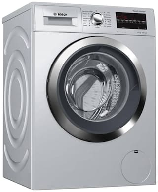 Bosch 8 Kg Fully automatic front load Washing machine - WAT284691N , Silver