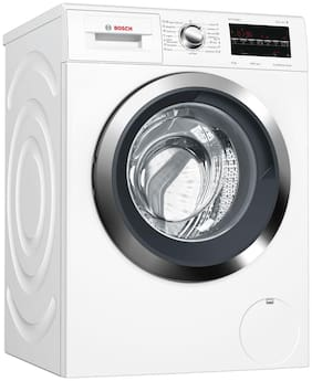 Bosch 8 Kg Fully automatic front load Washer only - WAT2846WIN , White