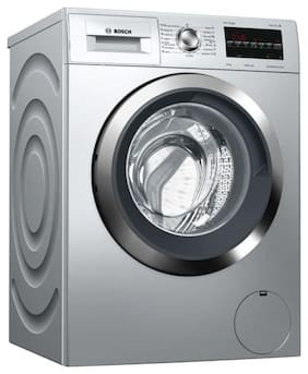 Bosch 8 Kg Fully automatic front load Washing machine - WAT2846SIN , Silver