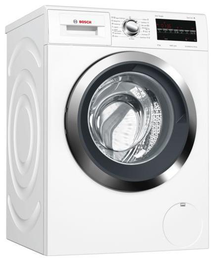 Bosch 8 Kg Fully automatic front load Washing machine   WAT2846WIN , White