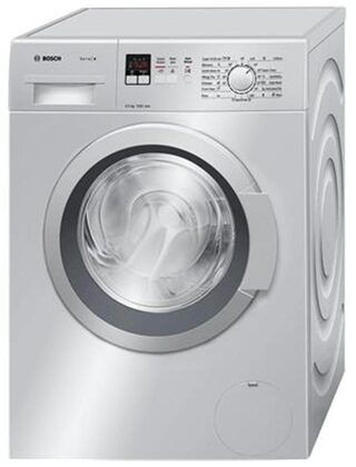 Bosch 6.5 Kg Fully Automatic Front Load Washing Machine (WAK20167IN, White)
