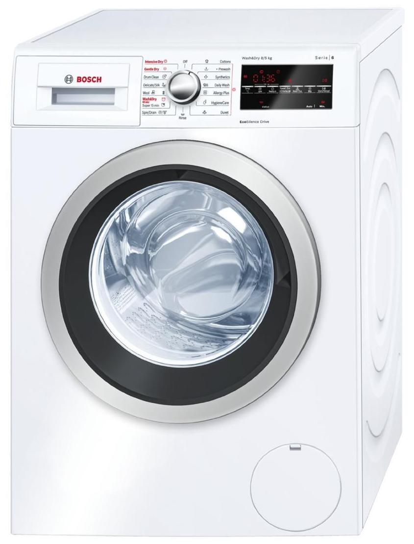 BOSCH WVG30460IN 8KG Fully Automatic Front Load Washing Machine