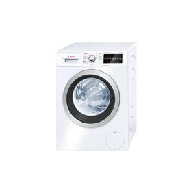Bosch 8 kg Fully Automatic Front Load Washing Machine (WVG30460IN, White)
