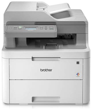 Brother DCP-L3551CDW Multi-Function Laser Printer
