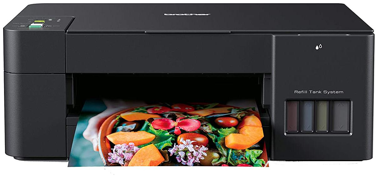 Brother DCP T420W Multi Function Inktank Printer
