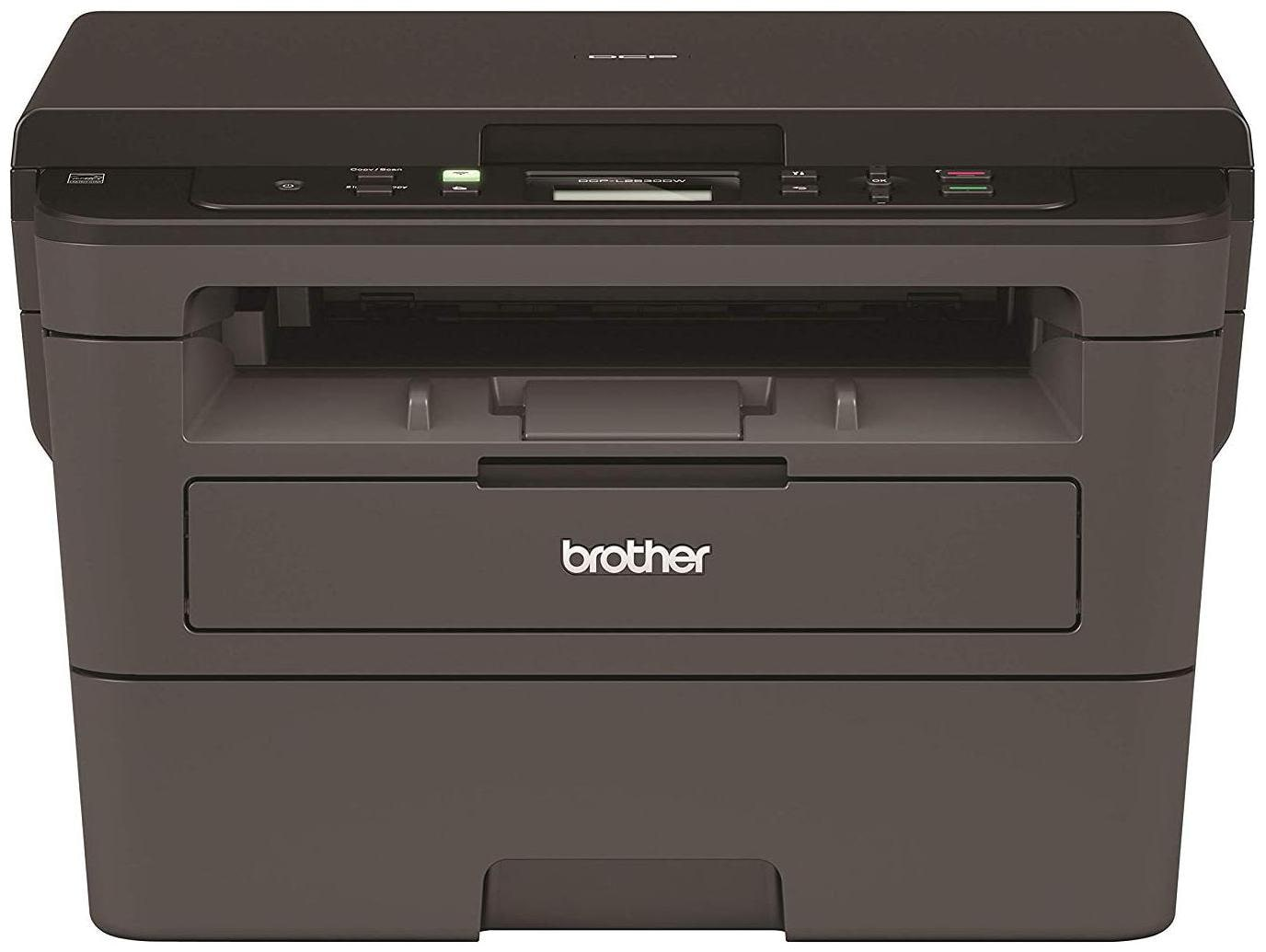 Brother DCP L2531DW Multi Function Laser Printer
