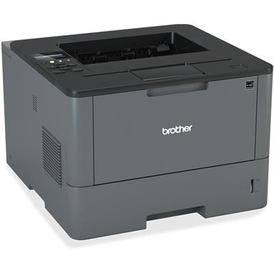 Brother HL-L5100DN Single-Function Laser Printer (Black)