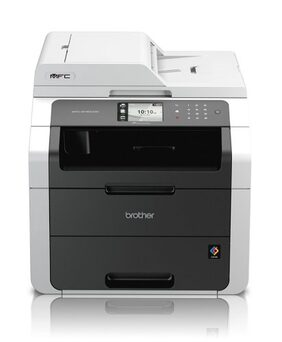 Brother MFC-9140CDN Multi-Function Laser Printer