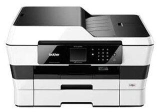Brother MFC-J3720  Multi-Function Inkjet Printer (White;Black)